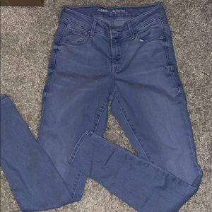 Mid rise old navy jeans